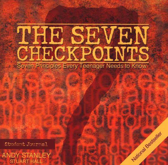 The Seven Checkpoints Student Journal: Seven Principles Every Teenager Needs to Know
