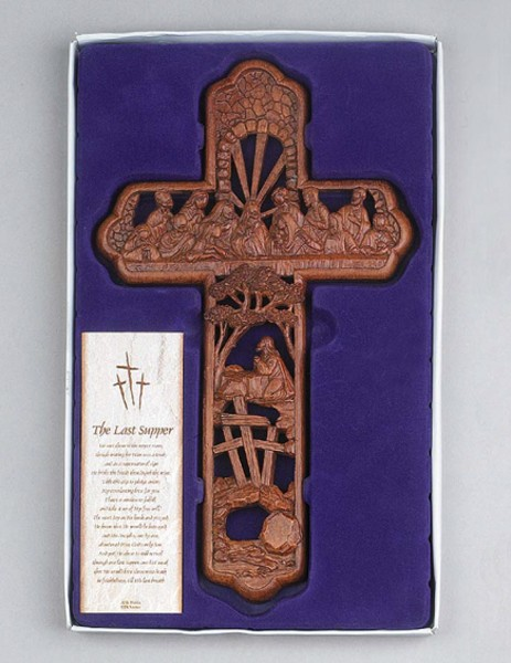 Last Supper Cross