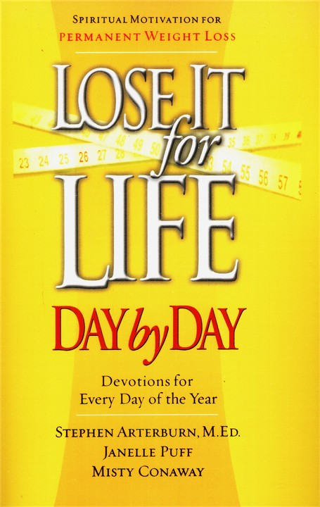 Lose It for Life Day by Day Devotional