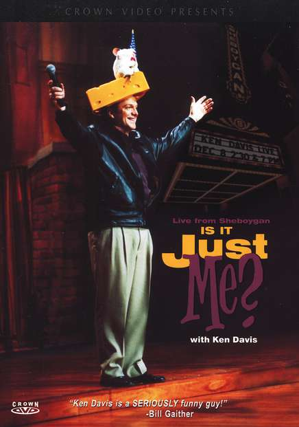 Is It Just Me?, DVD