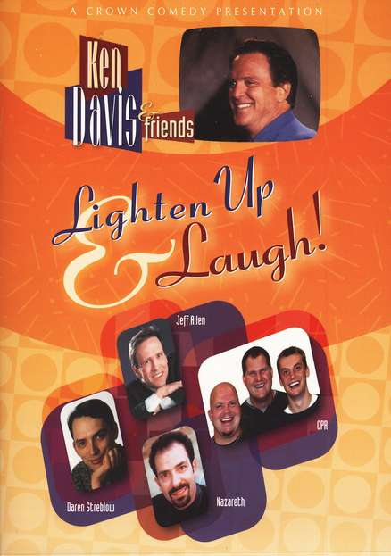 Lighten Up & Laugh! DVD