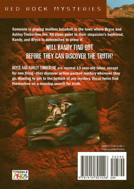 Red Rock Mysteries #3: Missing Pieces