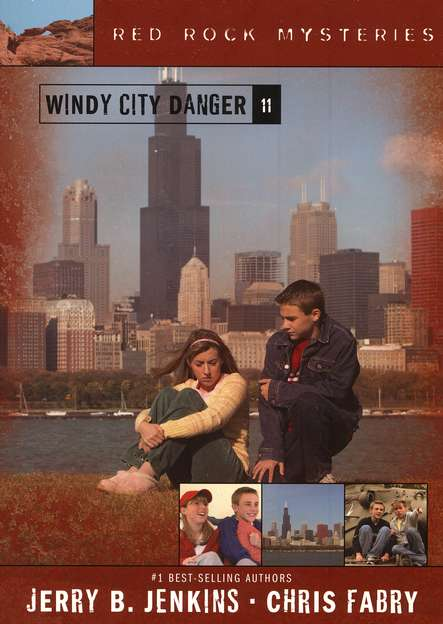 Red Rock Mysteries #11: Windy City Danger