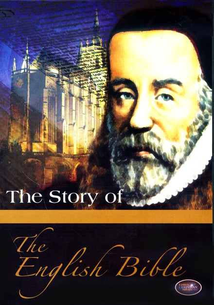 The Story of the English Bible--DVD