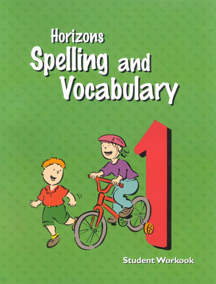 Horizons Spelling & Vocabulary 1, Student Book