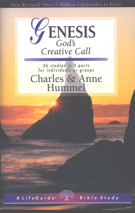 Genesis: God's Creative Call LifeGuide Scripture Studies