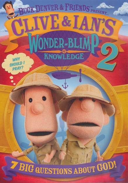 Clive & Ian's Wonder-Blimp of Knowledge #2, DVD of Knowledge 2