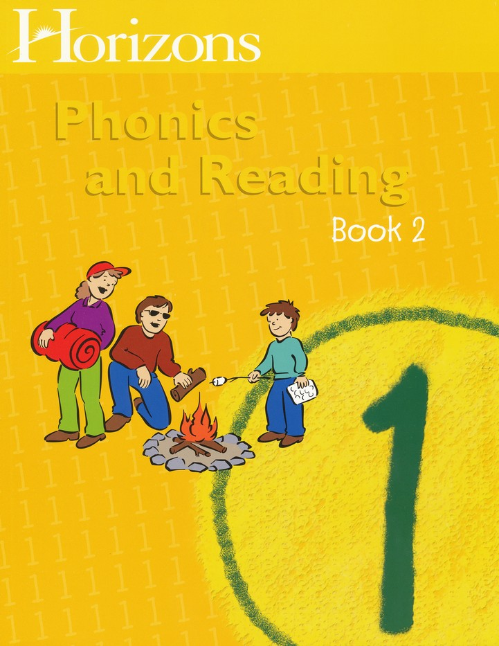 Horizons Phonics & Reading, Grade 1, Student Workbook 2