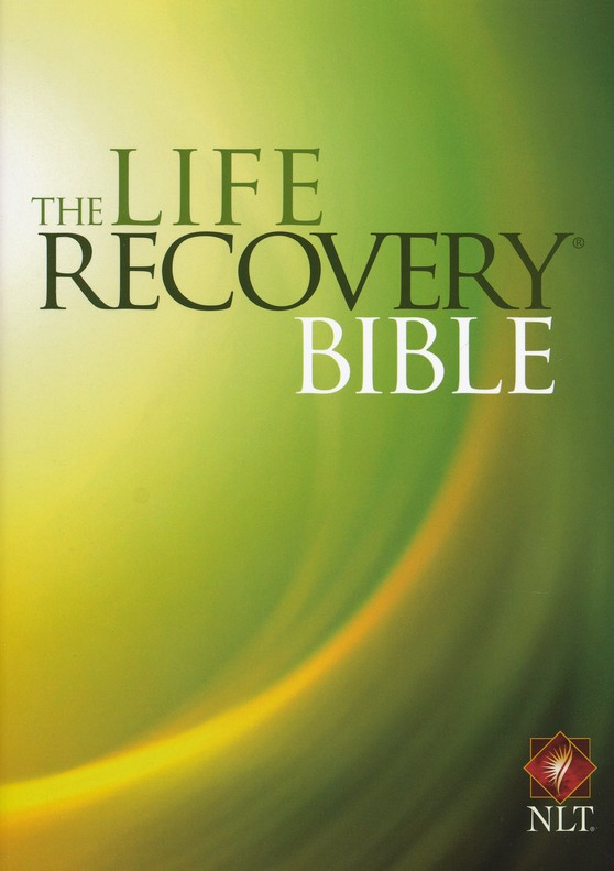 NLT Life Recovery Bible, Softcover