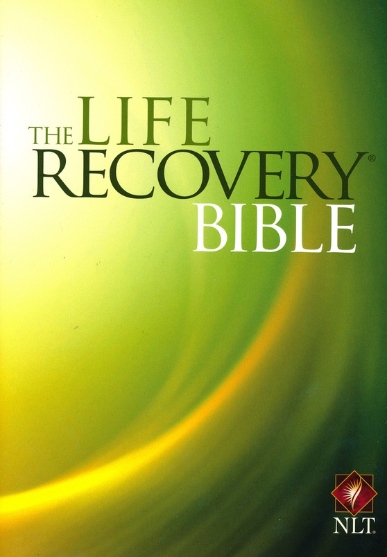 NLT Life Recovery Bible - Hardcover