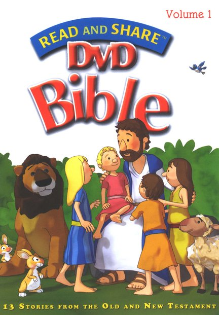 Read and Share DVD Bible Volume #1