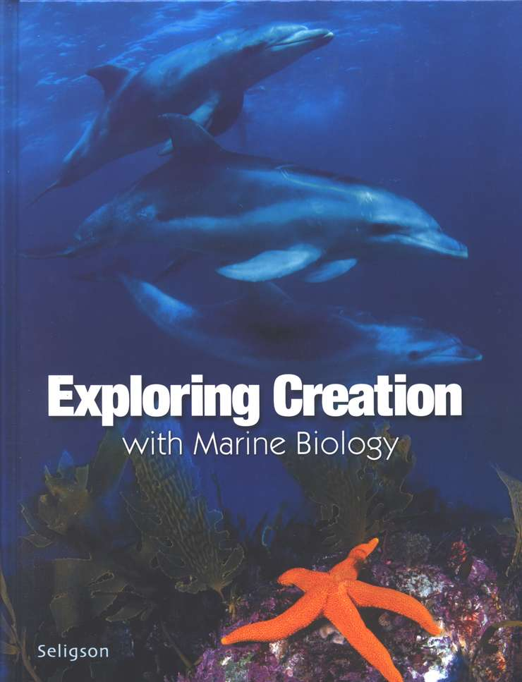 Apologia Exploring Creation with Marine Biology, 2 Volumes