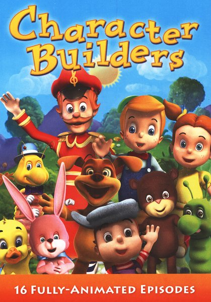 Character Builders: 8-DVD Set