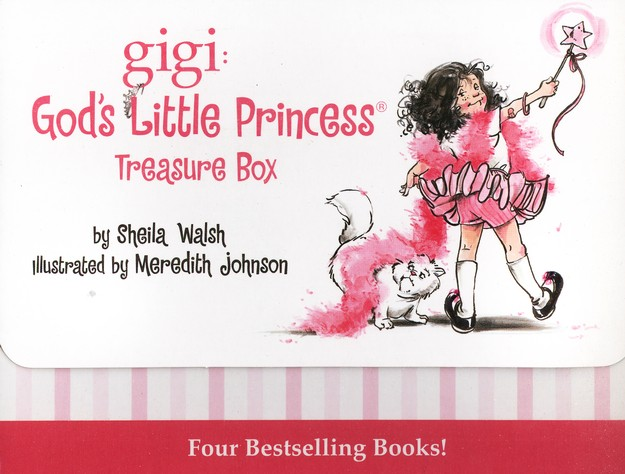 Gigi, God's Little Princess: 4-in-1 Treasure Box Set