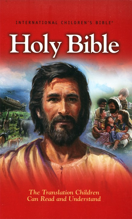 ICB Big Red Holy Bible, Updated Classic Art Edition