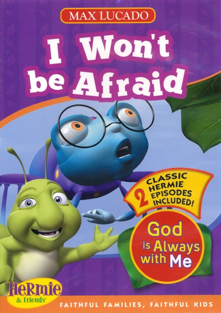 I Won't Be Afraid: A Webster and Stanley 2-in-1 DVD