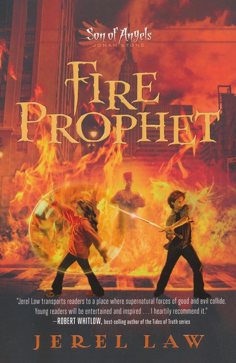 Fire Prophet, Son of Angels Series #2