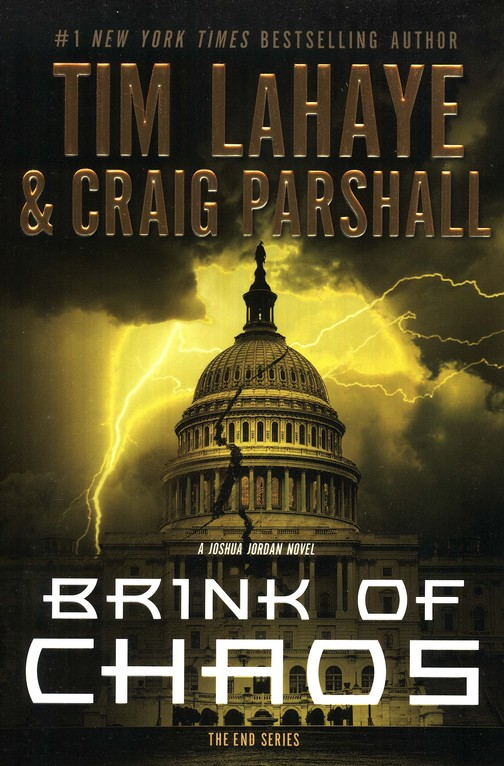 Brink of Chaos, The End Series #3
