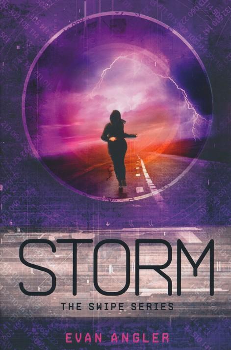 Storm, Swipe Series #3