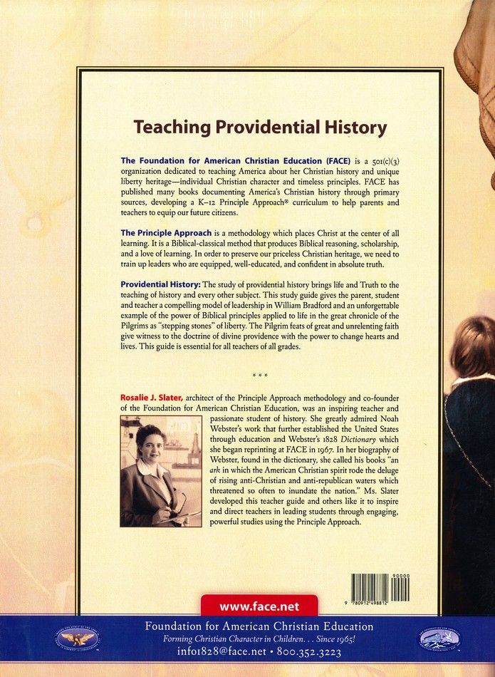 Teaching Providential History