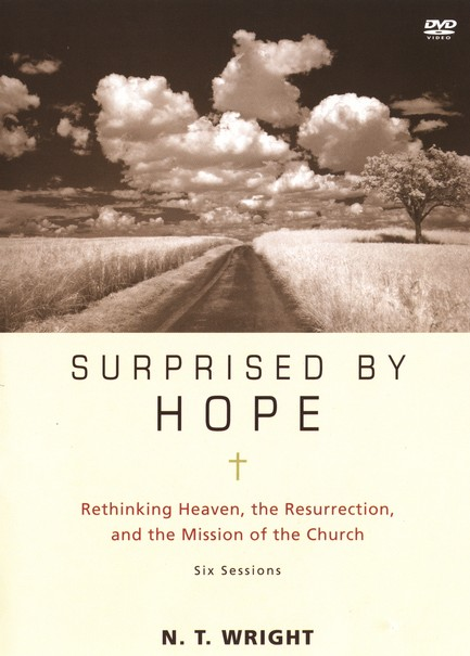 Surprised by Hope, DVD