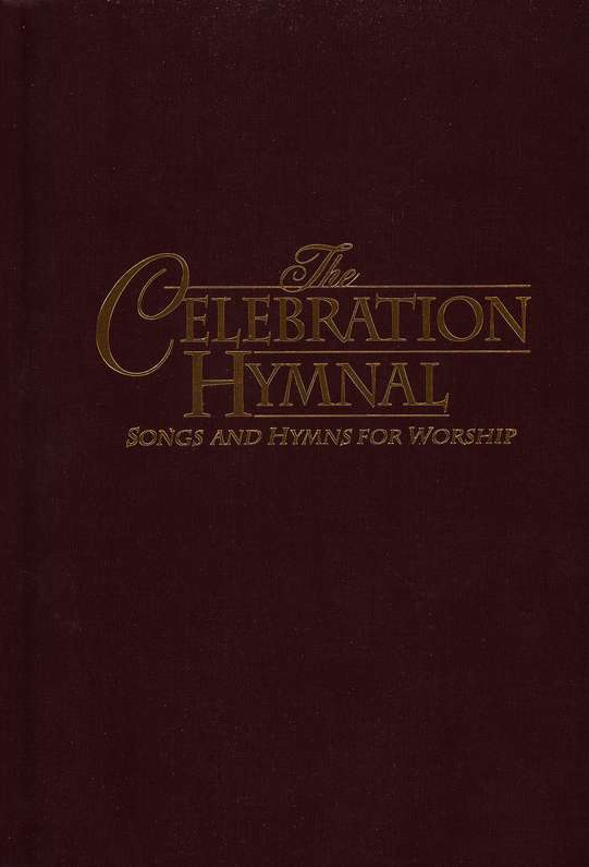 The NIV Celebration Hymnal, Burgundy