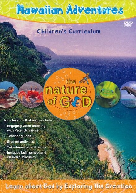 Hawaiian Adventures, Curriculum Edition: Learn about God by Exploring His Creation