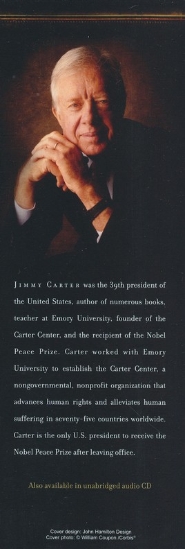 Through the Year with Jimmy Carter: 366 Daily   Meditations from the 39th President