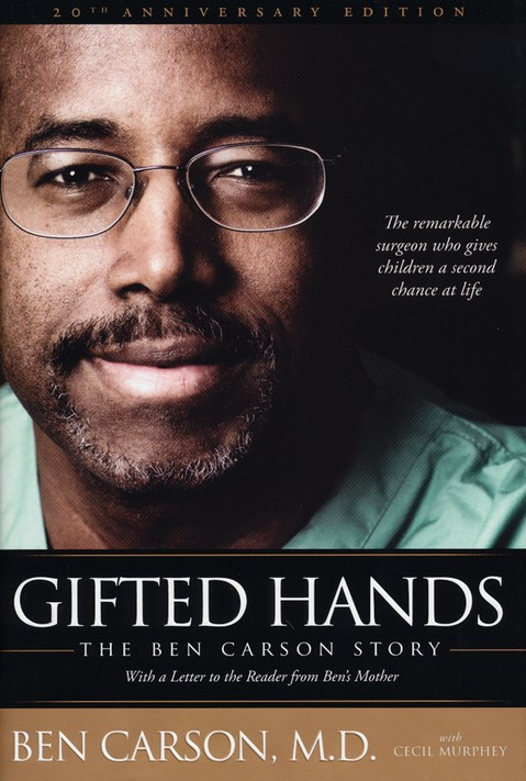 Gifted Hands, The Ben Carson Story, 20th Anniversary Edition