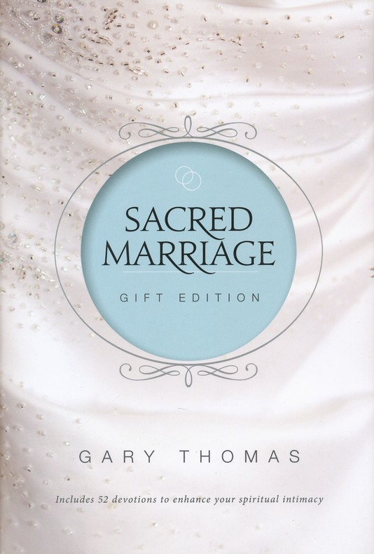 Sacred Marriage, Gift Edition Hardcover
