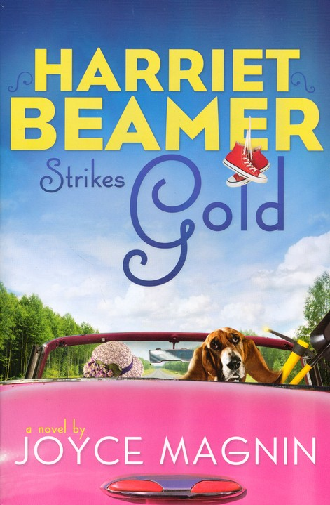 Harriet Beamer Strikes Gold, Harriet Beamer Series #2
