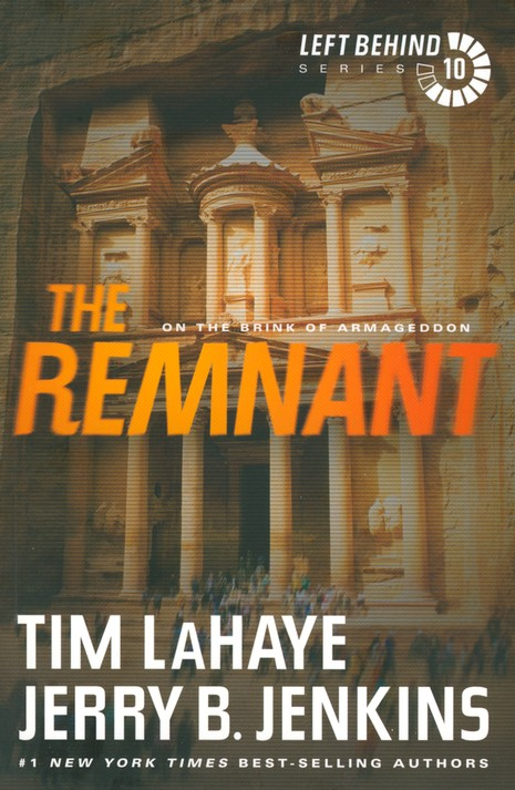 The Remnant, Left Behind Series #10 (rpkgd)