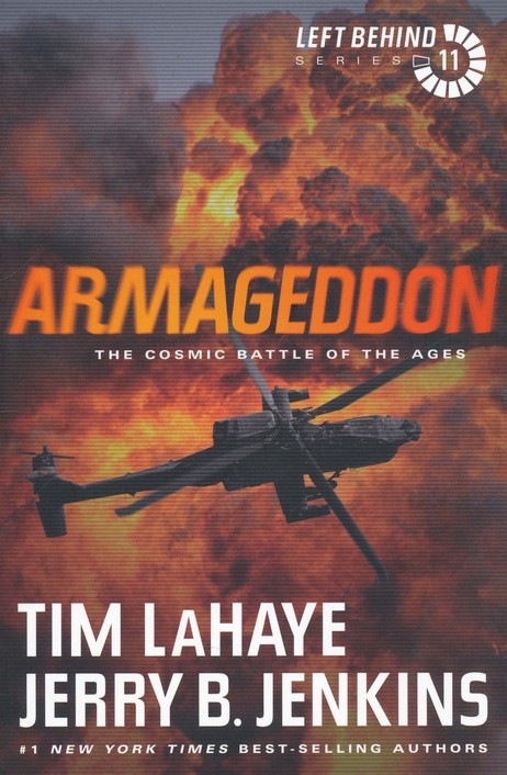 Armageddon, Left Behind Series #11 (rpkgd)
