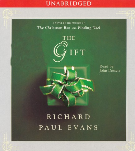 The Gift Audiobook on CD