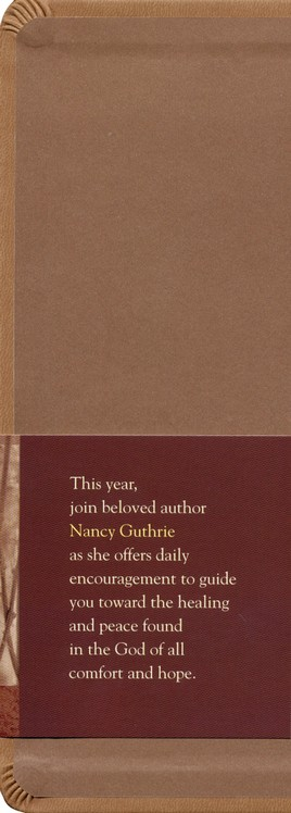 The One Year Book of Hope, Leatherlike