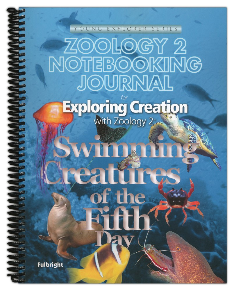 Exploring Creation with Zoology 2 Notebooking Journal