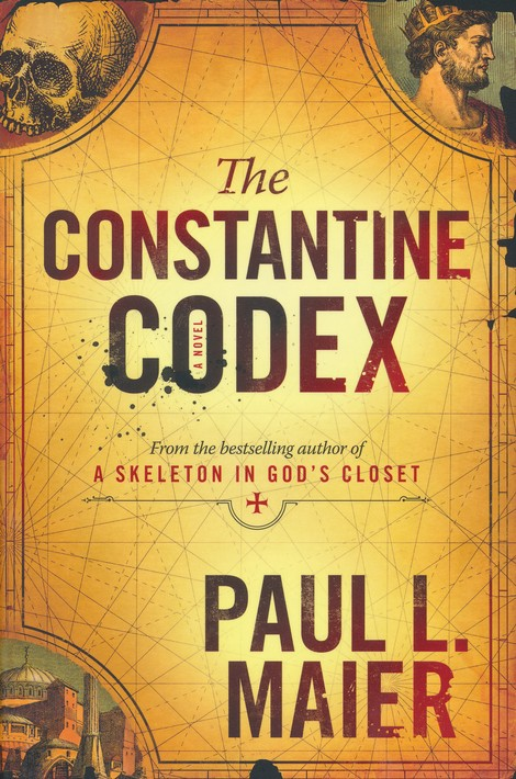The Constantine Codex, Paperback