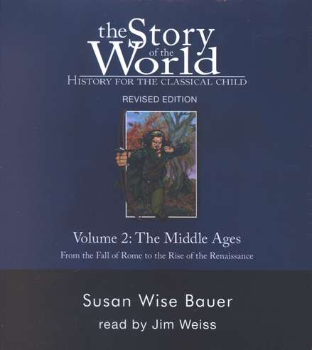 Audio CD Set Vol 2: The Middle Ages, Story of the World