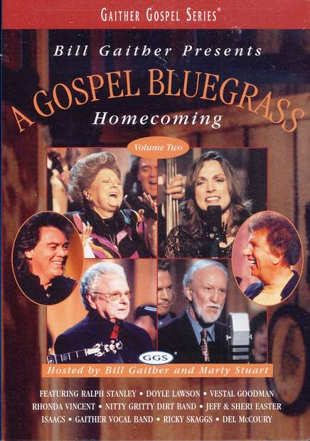 A Gospel Bluegrass Homecoming, Volume 2, DVD