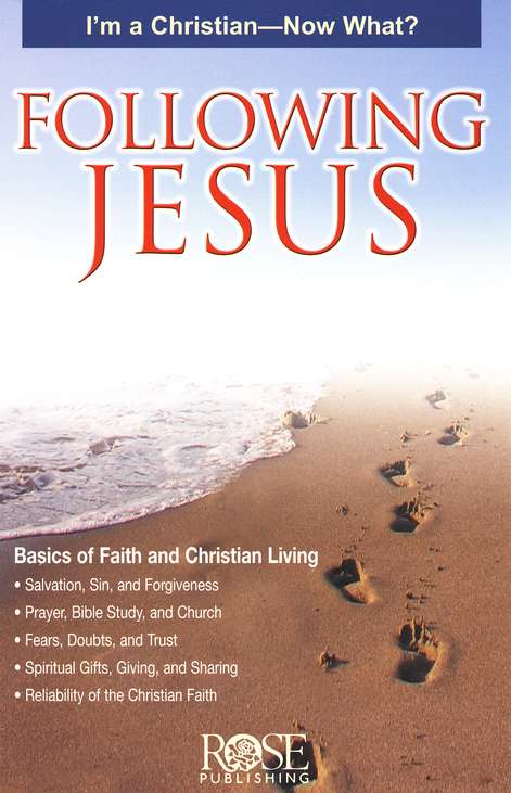 Following Jesus: Basics of Faith and Christian Living