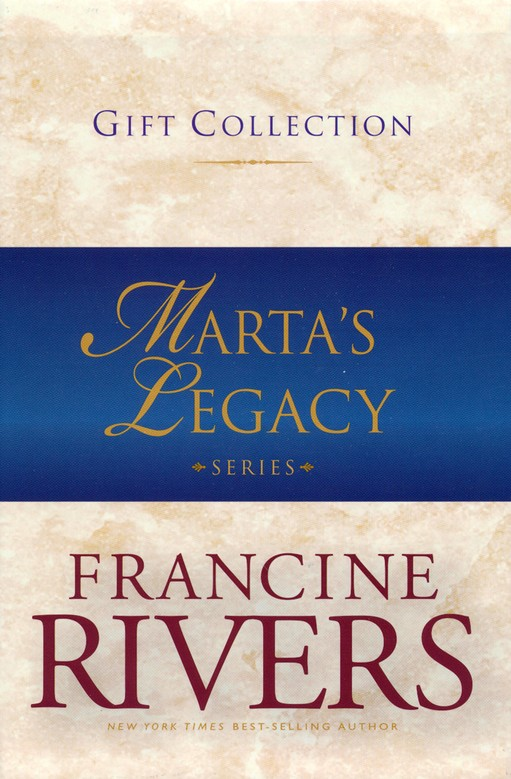 Marta's Legacy Series Boxed Set
