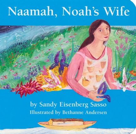 Naamah, Noah's Wife Board Book