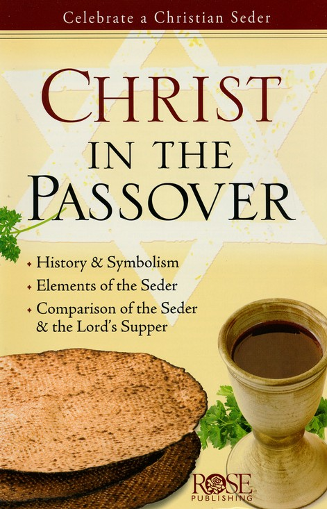 Christ in the Passover Pamphlet - 5 Pack