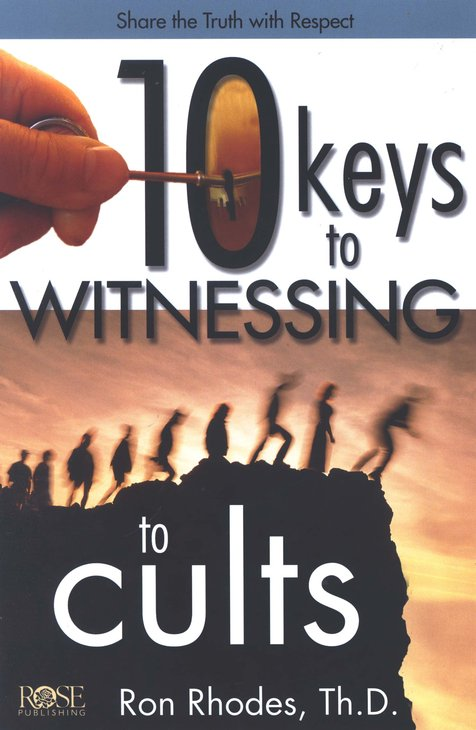 10 Keys to Witnessing to Cults, Pamphlet