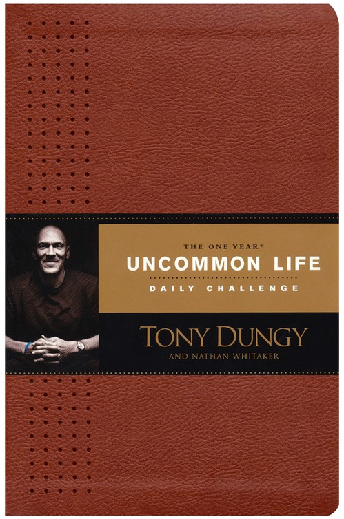 The One Year Uncommon Life Daily Challenge Leatherlike