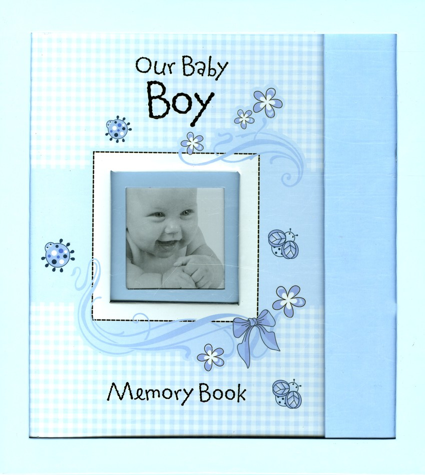 Our Baby Boy, Memory Book