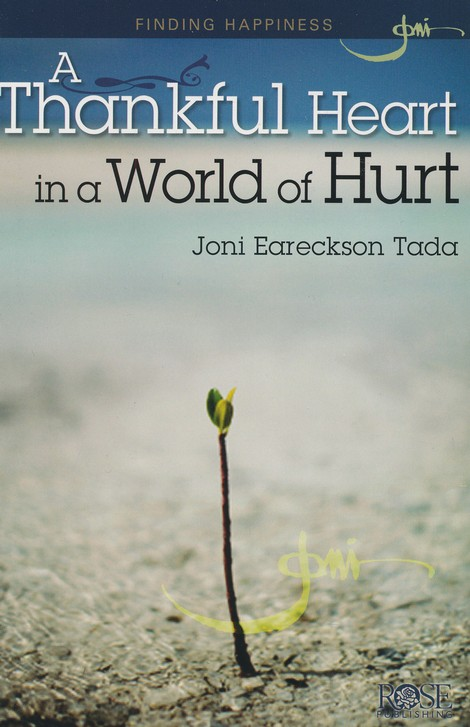 A Thankful Heart in a World of Hurt, Pamphlet