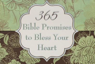 365 Bible Promises to Bless Your Heart Pocket Devotional