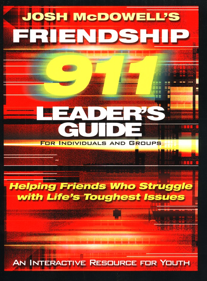 Friendship 911, Leaders Guide