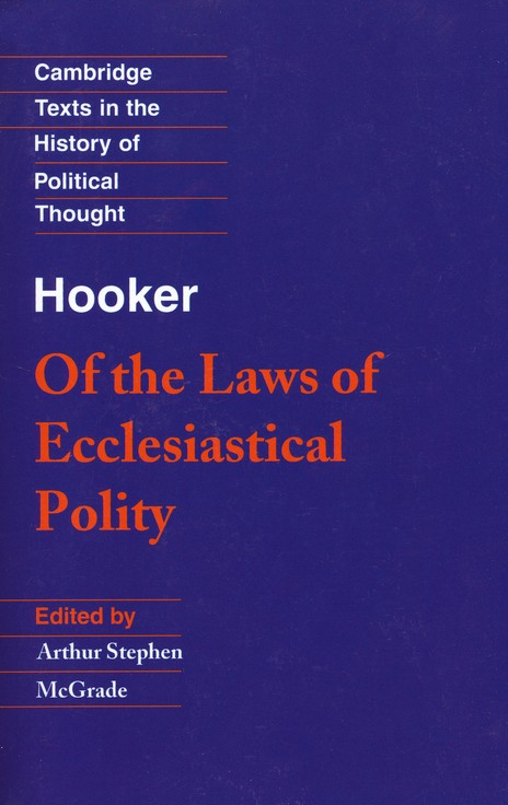 Of the Laws of Ecclesiastical Polity